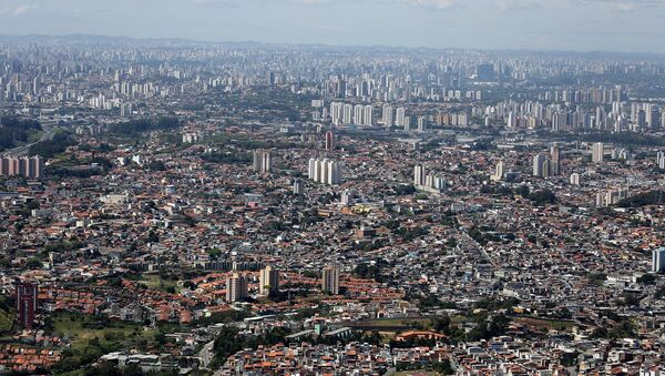 Sao Paulo - Sputnik France