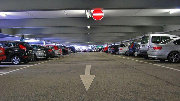 Un parking - Sputnik France
