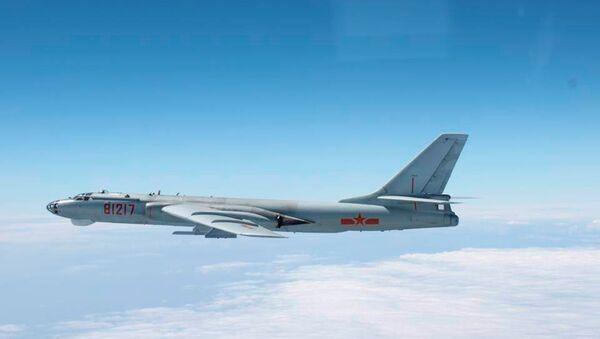 PLA Air Force Xian H-6 Bomber - Sputnik France