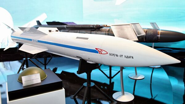 Missile air-air russe R-37М (RVV-BD) - Sputnik France