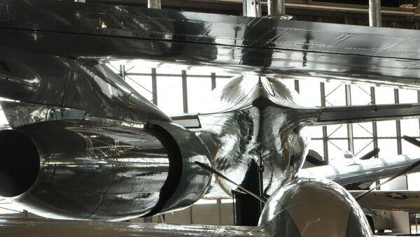 Le musée national de l'U.S. Air Force à la base Wright-Patterson - Sputnik France