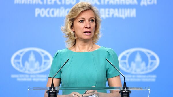 Briefing by Russian Foreign Ministry Spokesperson Maria Zakharova - Sputnik France