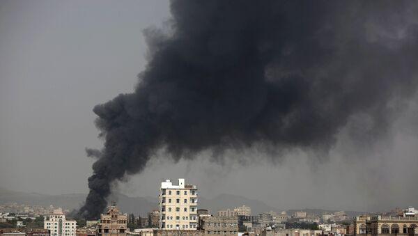 Une frappe contre le Yémen (archives) - Sputnik France