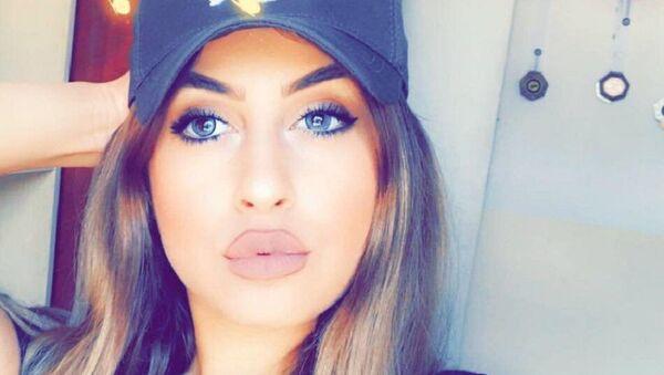 La Kurde Suzi Dalshad - Sputnik France
