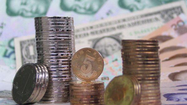 Dollar et yuan - Sputnik France