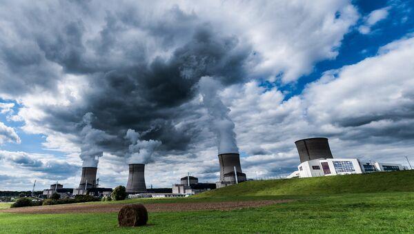 Centrale nucléaire, France (image d'illustration) - Sputnik France