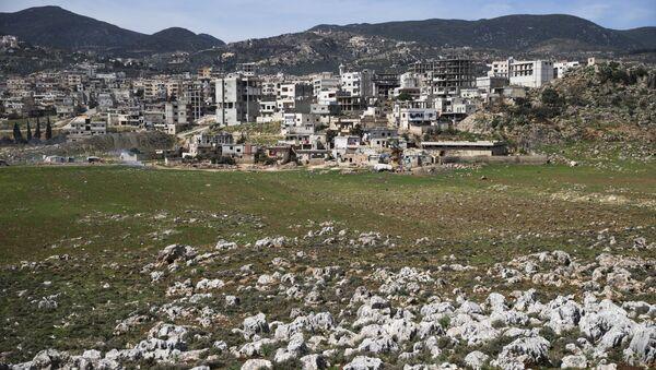 La ville de Masyaf dans le gouvernorat syrien de Hama - Sputnik France