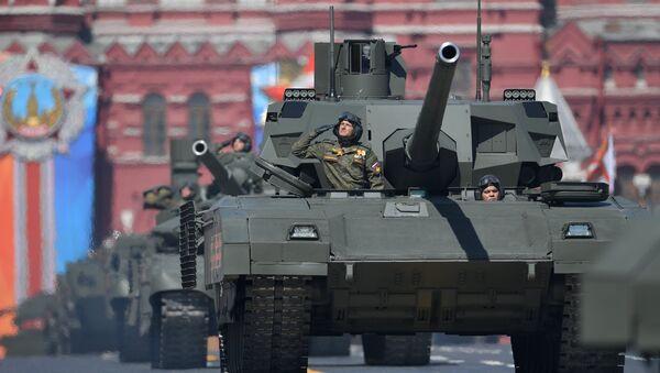 T-14 Armata - Sputnik France