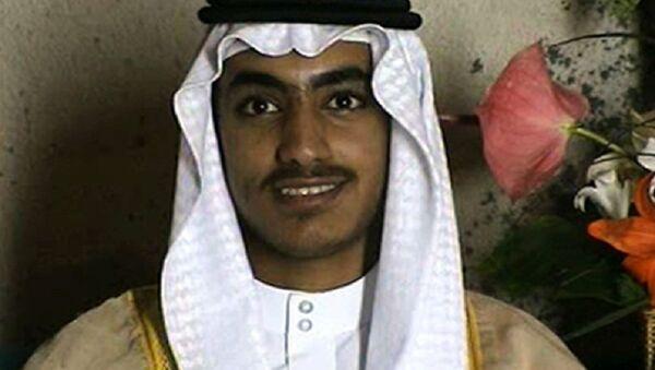 Hamza ben Laden - Sputnik France