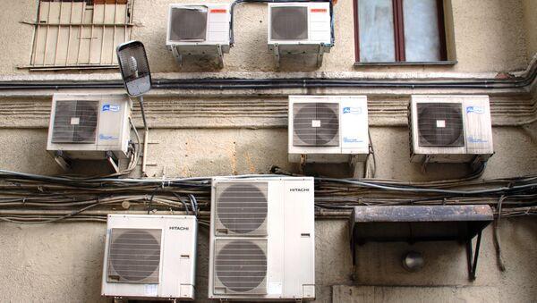 Des climatiseurs - Sputnik France