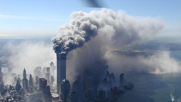 9/11 World Trade Center Attack - Sputnik France