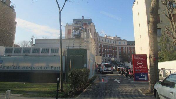 Hôpital américain de Neuilly-sur-Seine - Sputnik France