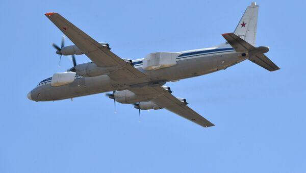 Un Iliouchine Il-22 - Sputnik France