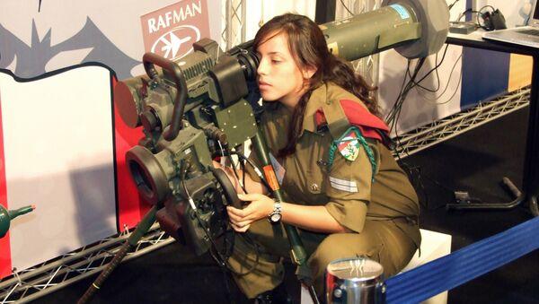 Une militaire israélienne - Sputnik France