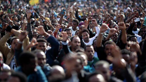 Migrants africains à Tel Aviv - Sputnik France