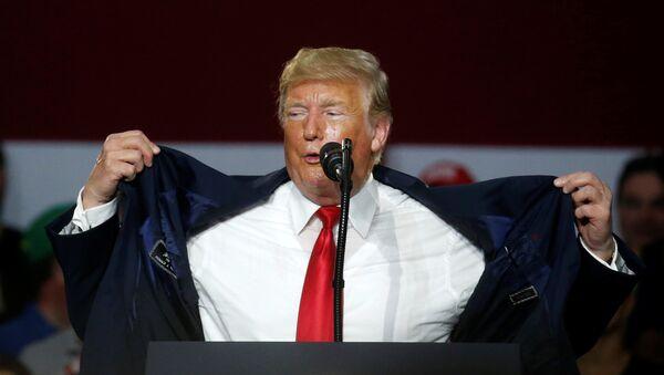 Donald Trump. Photo d'archive - Sputnik France