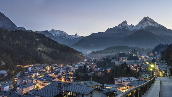 Alpes. Image d'illustration - Sputnik France
