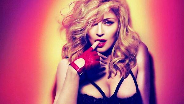Madonna - Sputnik France