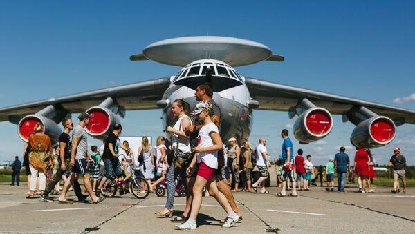 Le festival militaro-patriotique Ciel ouvert à Ivanovo - Sputnik France