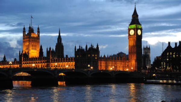 Palace of Westminster in London - Sputnik France