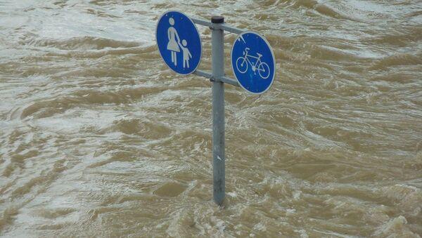 inondation - Sputnik France