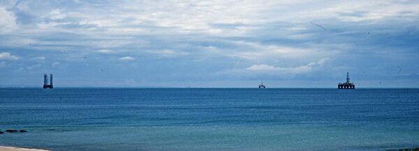 La mer Caspienne - Sputnik France