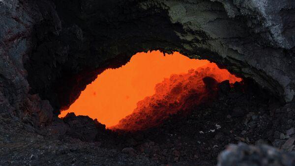 Eruption à  Kuchinoerabu-jima (archives) - Sputnik France