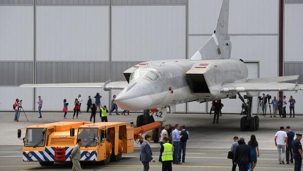 Tu-22M3M - Sputnik France