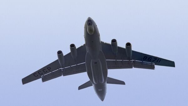 Iliouchine Il-76 - Sputnik France