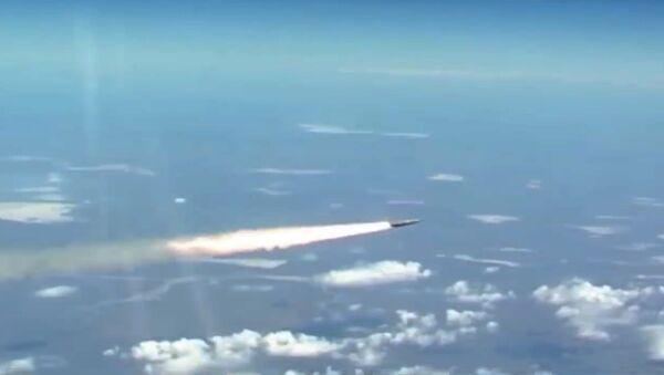 Tir de Kinjal - Sputnik France