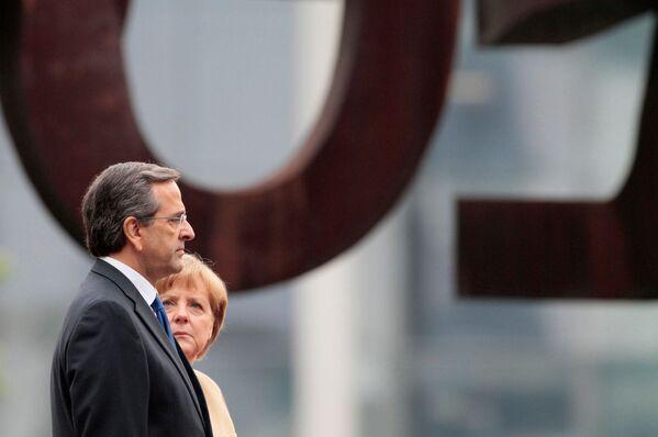 Grèce: huit ans de crise et de combat - Sputnik France