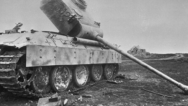 Koursk, la bataille qui a changé le cours de l'histoire - Sputnik France