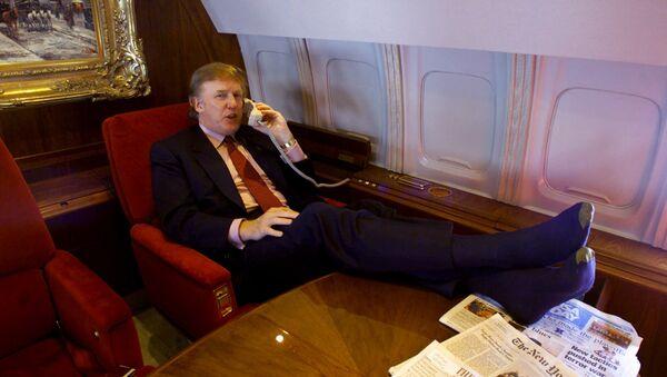 Donald Trump (File) - Sputnik France