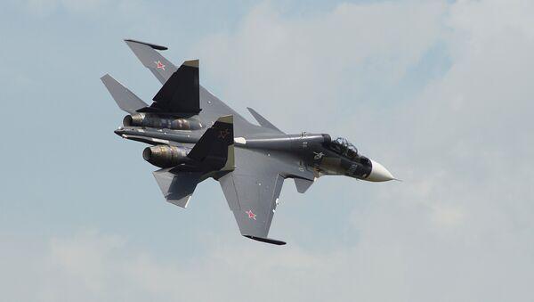 Un Su-30SM - Sputnik France