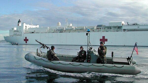 Navy Seals  - Sputnik France
