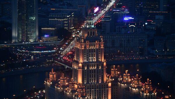 Hotel Ukraina - Sputnik France