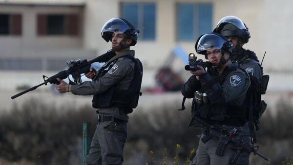 Militaires israéliens - Sputnik France