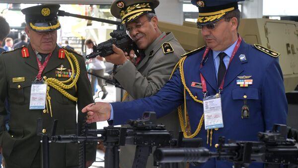 IV Международный военно-технический форум Армия-2018. День первый - Sputnik France