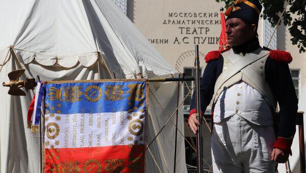 Le festival de reconstitution historique «le Temps et les Époques» à Moscou - Sputnik France