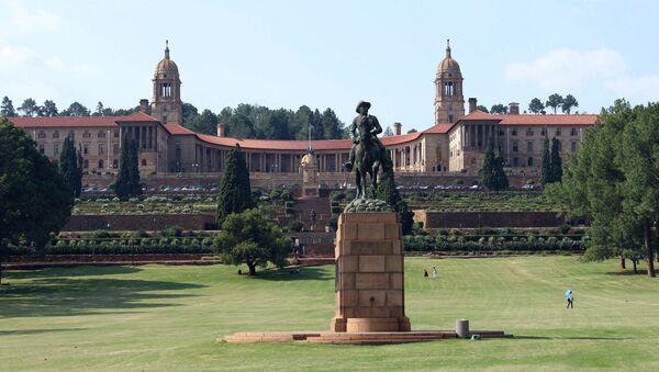 La résidence du président sud-africain dans le centre de Pretoria - Sputnik France