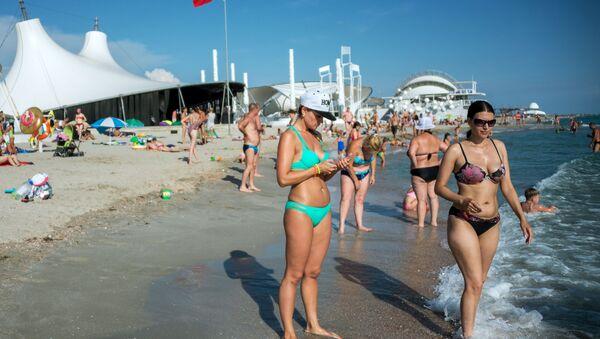 4 millions de touristes ont visité la Crimée cette année - Sputnik France