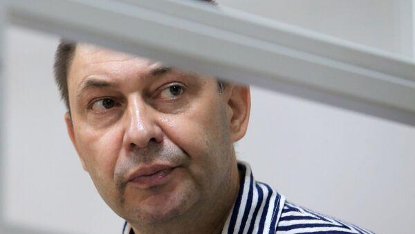 Kirill Vyshinsky - Sputnik France