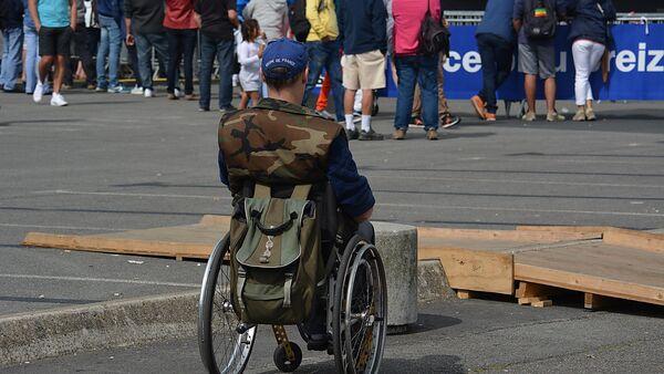 Handicapé - Sputnik France