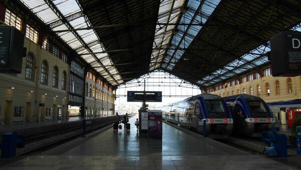 Gare de Saint Charles à Marseille - Sputnik France