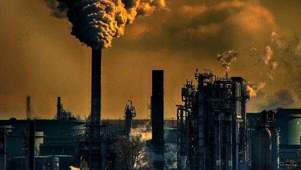 Oil factory - Sputnik France