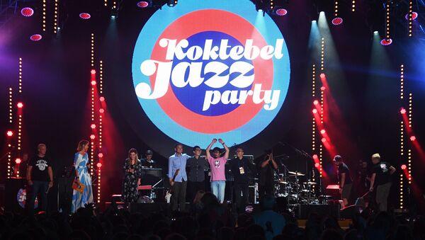 Koktebel Jazz Party - Sputnik France