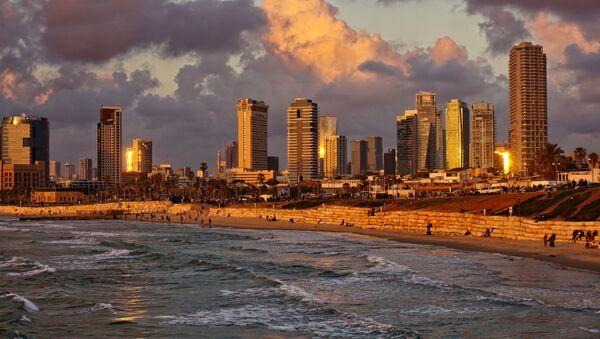 Tel Aviv, la capital de Israel - Sputnik France