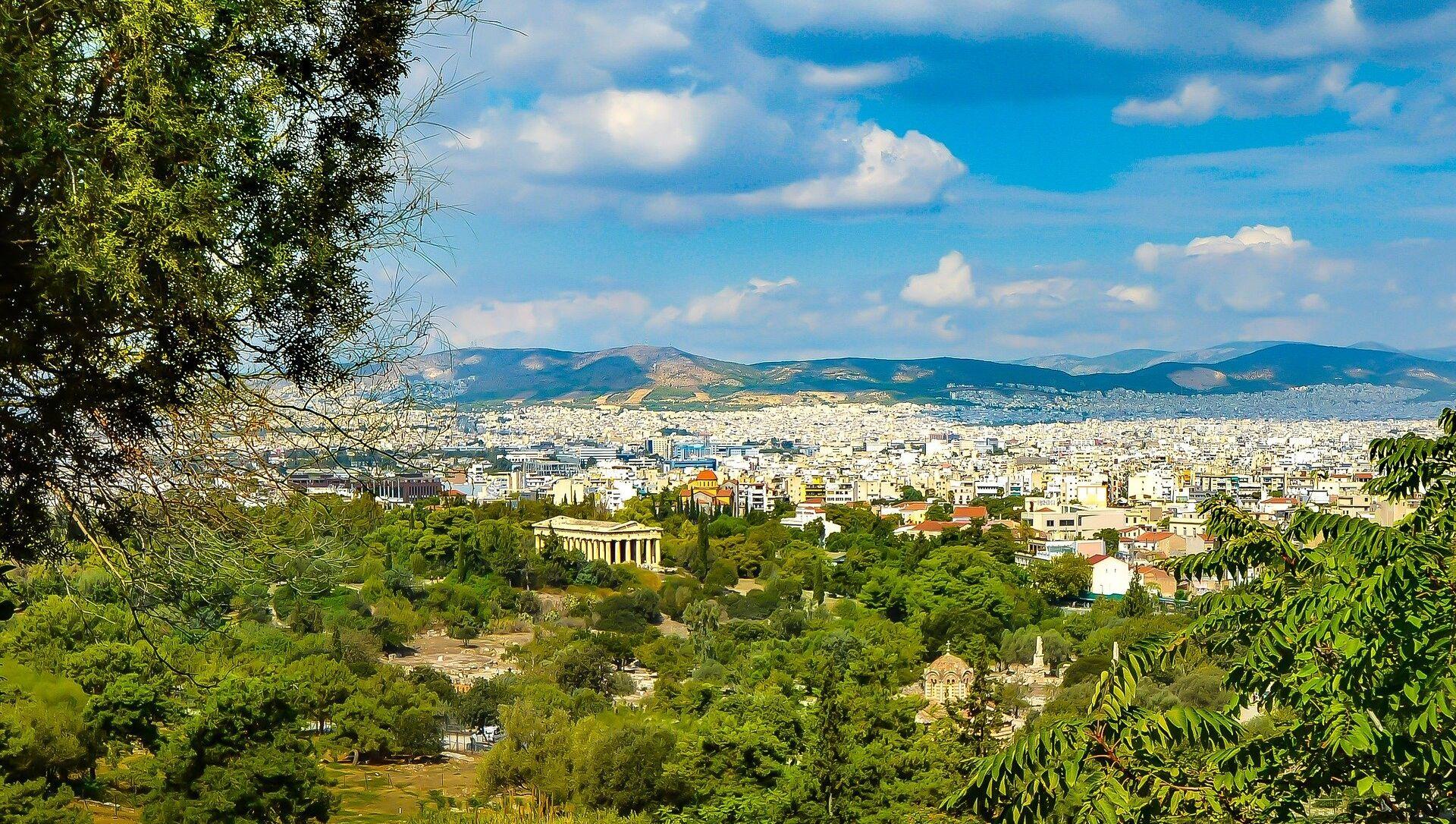 Athènes - Sputnik France, 1920, 31.08.2021