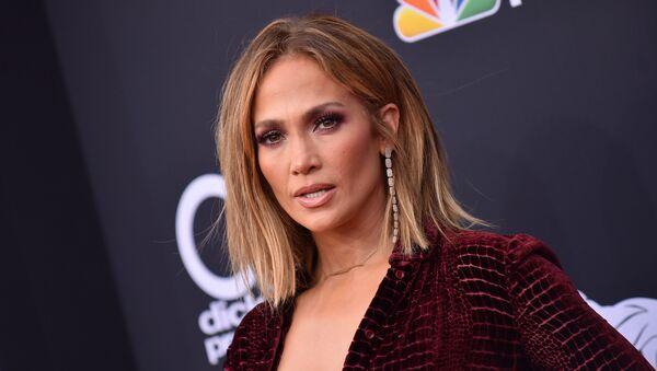 Jennifer Lopez - Sputnik France