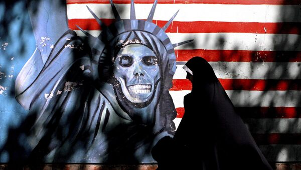 Image de la statue de la Liberté en Iran (image d'archive) - Sputnik France